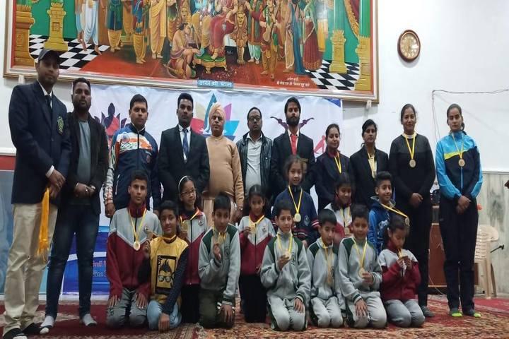 Gurukul International School-Prizes