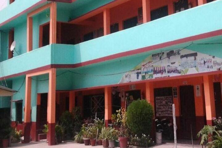 Gyan Bharti Public Shcool-Campus