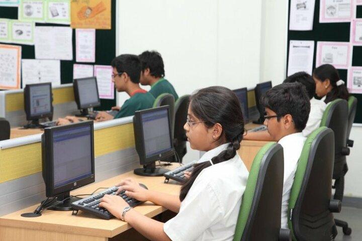 Gyan Bharti Public Shcool-Computer lab