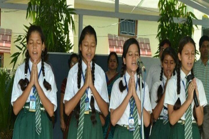 Gyan Bharti Public Shcool-Prayer