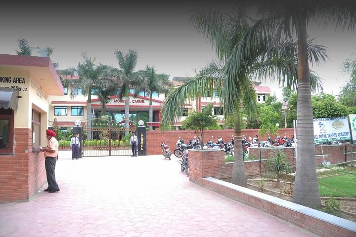 Mount Carmel School-Campus