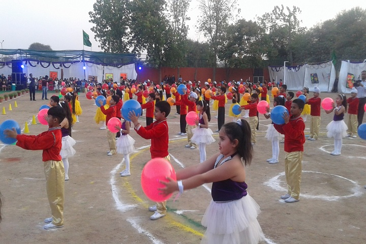 Mount Carmel School-Playarea