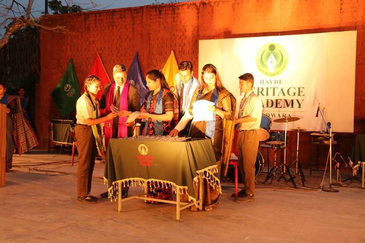 Heritage Academy-Achievement