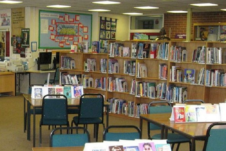 Heritage Academy-Library