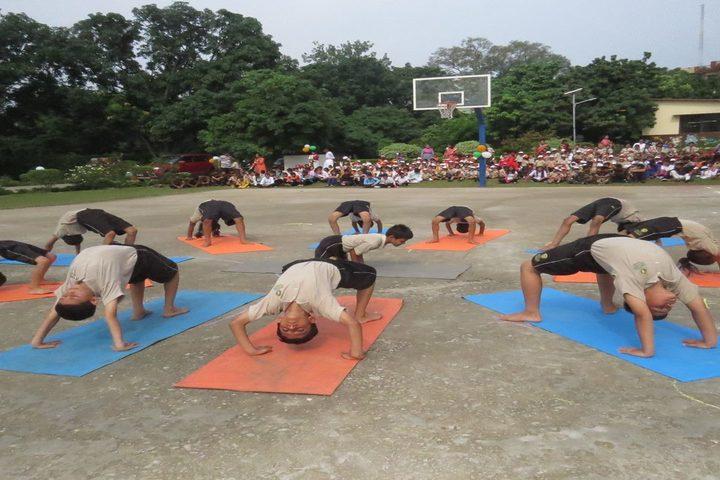 Heritage Academy-Yoga