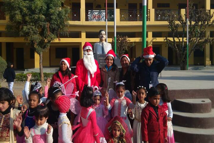 Himalaya Vidya Mandir-Christmas Celebrations