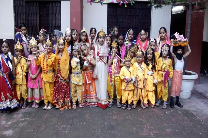Himalaya Vidya Mandir-Krishnastami Celebrations