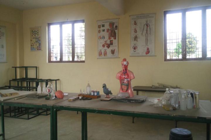 Himalayan Public School-Biology Lab