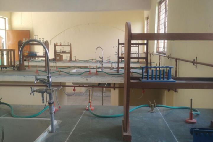Himalayan Public School-Chemistry Lab