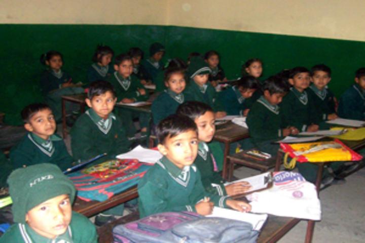 Himalayan Public School-Classroom