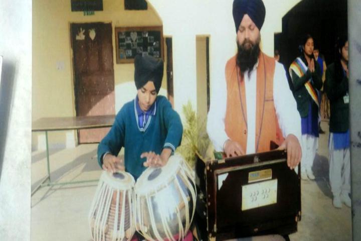 Himalayan Public School-Music Room