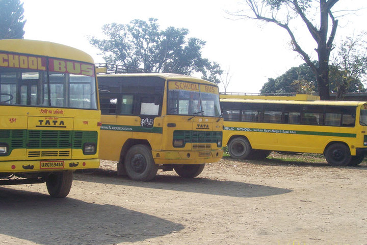 Himalayan Public School-Transport