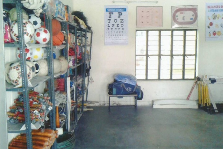 Himgiri Advance Studies And Sports School-Sports Room