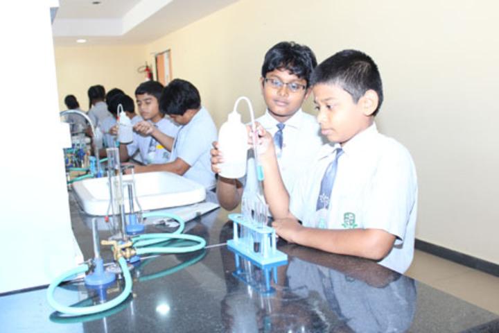 Green Field School-Chemistry Lab