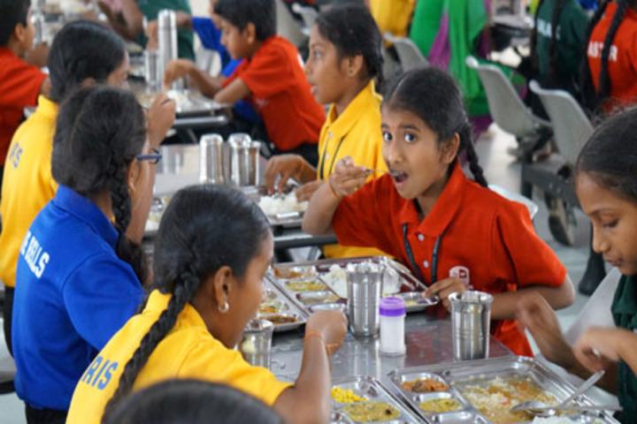 Green Field School-Dining Hall