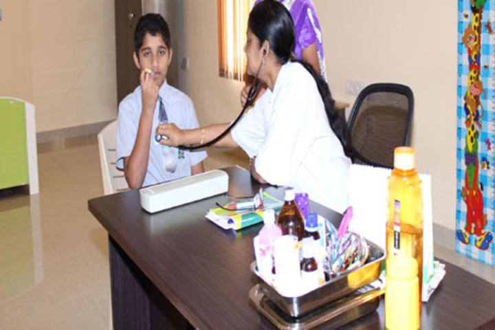 Green Field School-Health Checkup