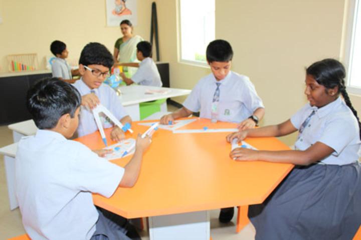 Green Field School-Math Lab