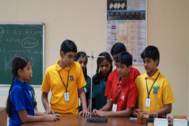 Green Field School-Physics Lab