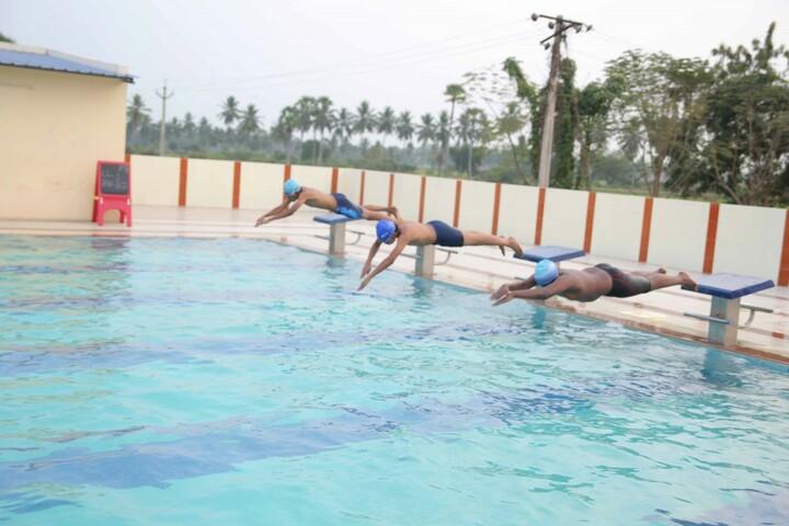 Green Field School-Swimming Pool