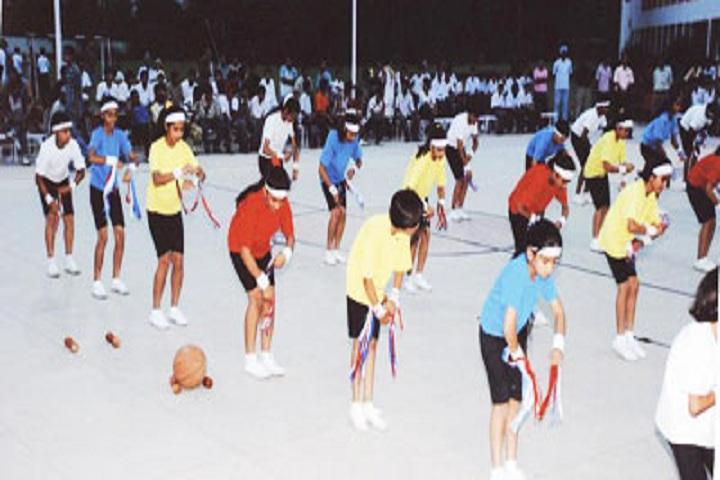 Pandit Mohan Lal Sanatan Dharama Public School-Basket Ball