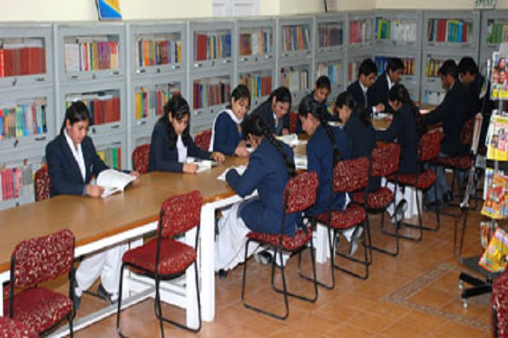 Pandit Mohan Lal Sanatan Dharama Public School-Library