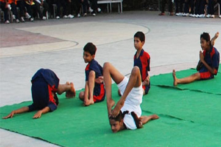 Pandit Mohan Lal Sanatan Dharama Public School-Yoga