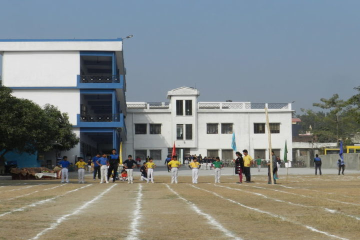 Holy Ganges Public School-Race