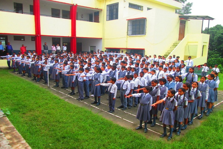 Home academy-Assembly prayer