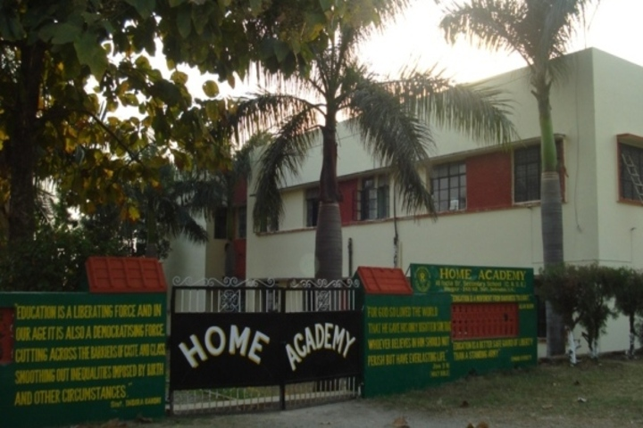 Home academy-Campus View