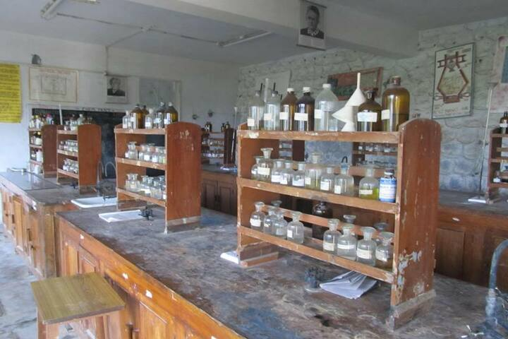 Home academy-Laboratory