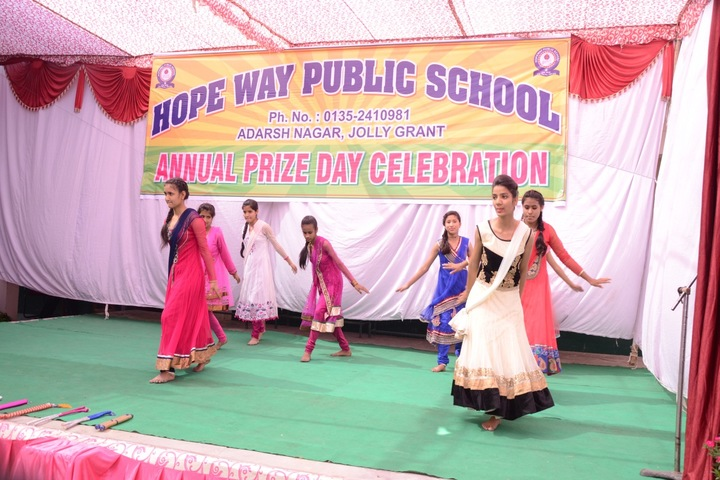 Hope Way Public School-Annual Day