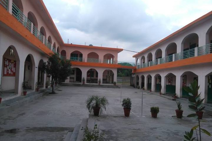 Hope Way Public School-Campus View