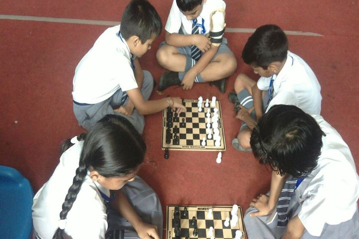 Hope Way Public School-Chess