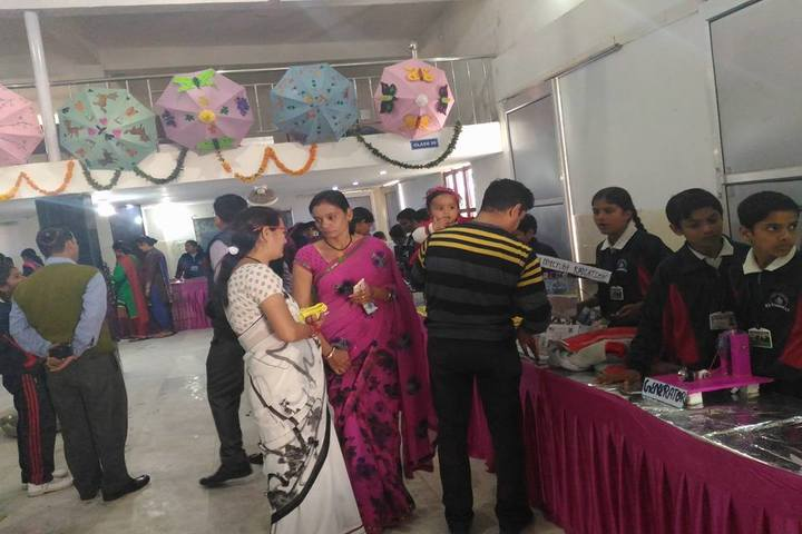 Indra Academy-Art And Craft Exhibition