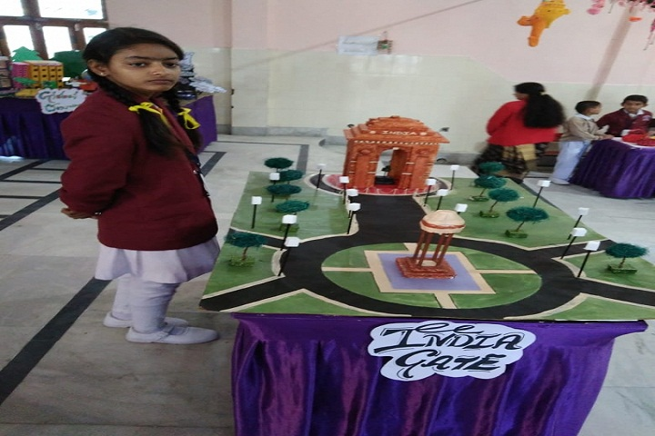 Indra Academy-Science Exhibition