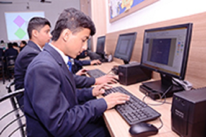 Inspiration Public School-IT Lab