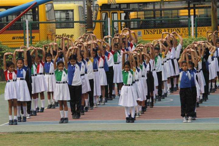 Inspiration Public School-World Health Day