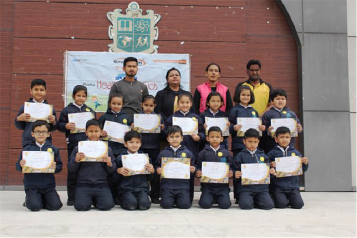 Inspiration Public School-Prize Distribution Day