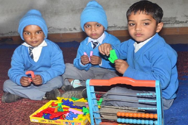 J P International Public School-Kindergarten