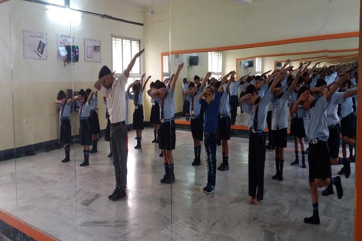 Jai Arihant International School-Dance And Music Room