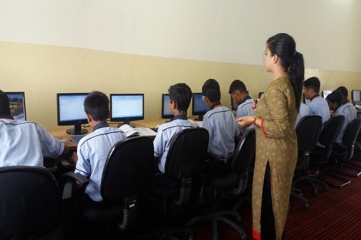 Jai Arihant International School-IT Lab