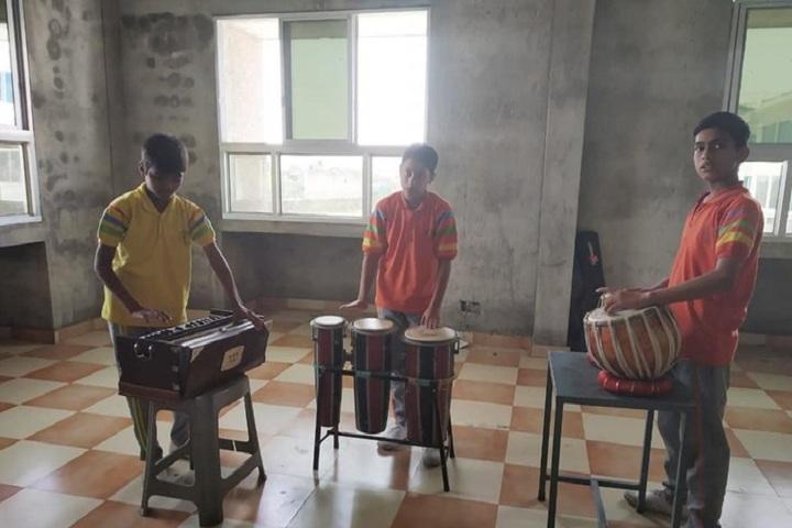 Jai Arihant International School-Music
