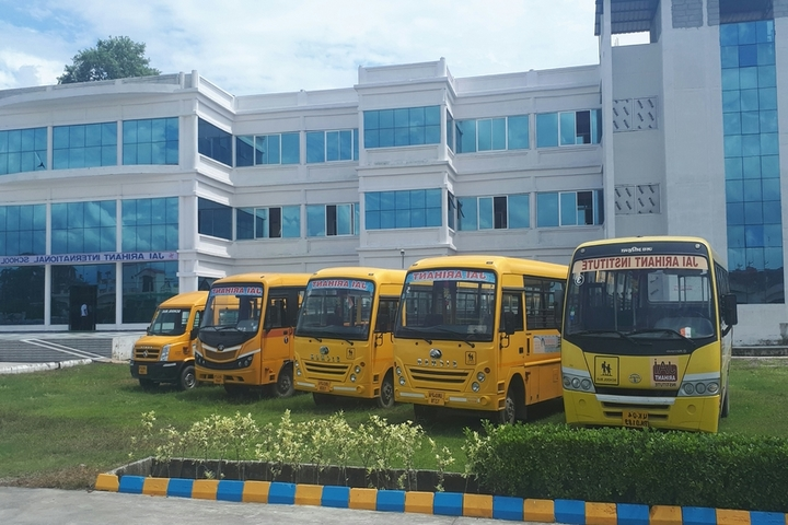 Jai Arihant International School-Transport