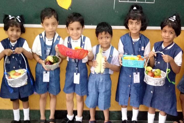 Ryan International School-Nutrition Day