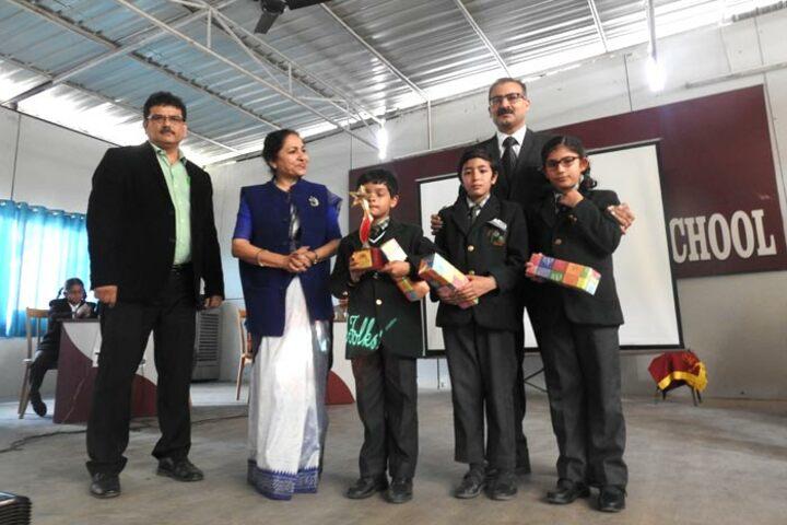 Jaswant Modern School-Achievement