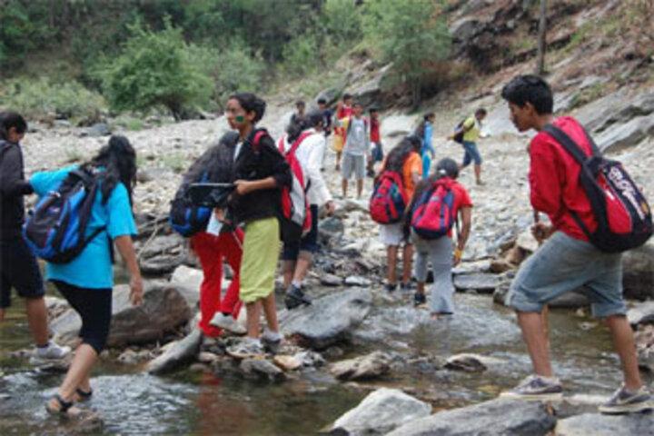 Jaswant Modern School-Adventure Activities