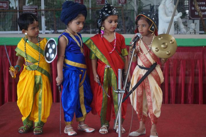 Jaswant Modern School-Fancy Dress Competition