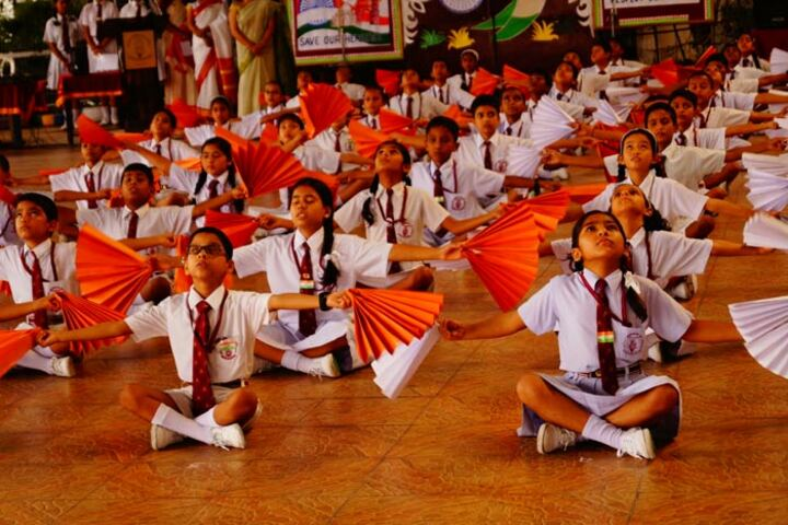 Jaswant Modern School-Independence Day