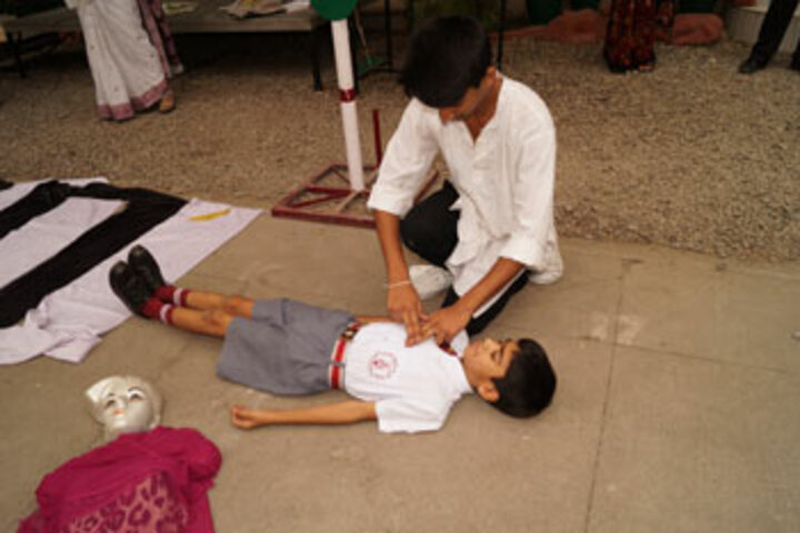 Jaswant Modern School-Medical Facility