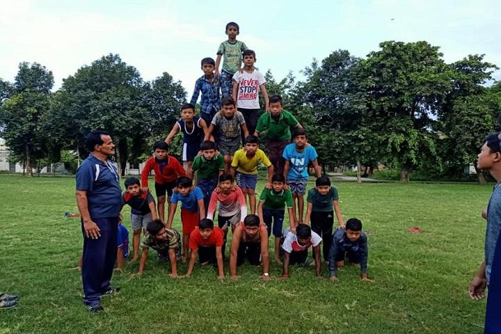 Jawahar Navodaya Vidyalaya-Sports Pyramid